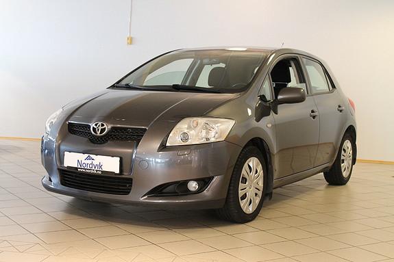 Toyota Auris 1,6 VVT-i Sol Nye bilder kommer.  2007, 115923 km, kr 78000,-