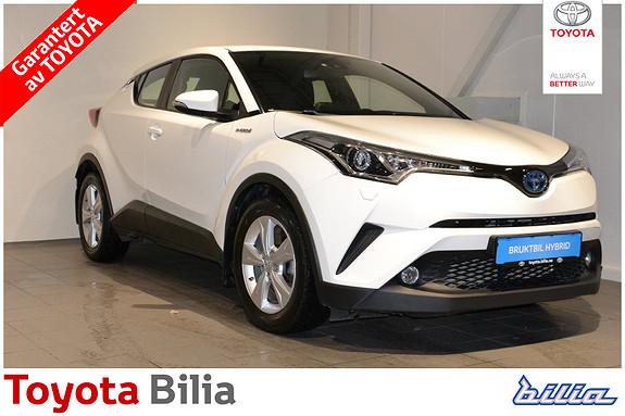 Toyota C-HR 1,8 WT-i Hybrid Active  2017, 34900 km, kr 286000,-