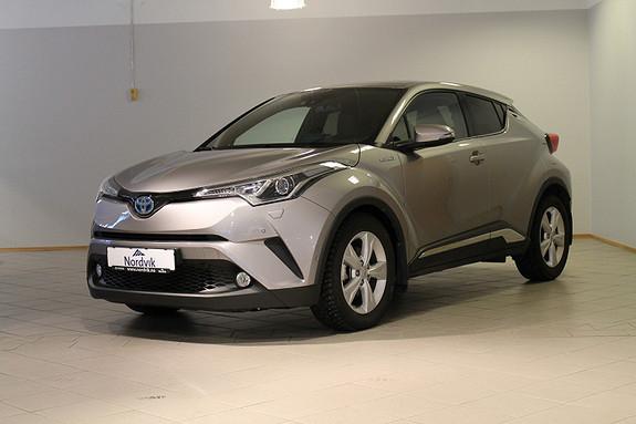 Toyota C-HR 1,8i Hybrid Supreme  2016, 27099 km, kr 318000,-