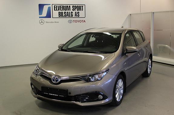 Toyota Auris 1,8 Hybrid E-CVT Active  2015, 18277 km, kr 209000,-