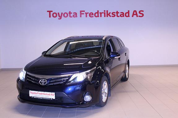 Toyota Avensis 2,0 D-4D 124hk Advance  2013, 66500 km, kr 159000,-