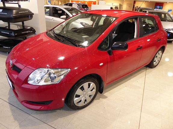 Toyota Auris 1,4 D-4D  2009, 83400 km, kr 99000,-