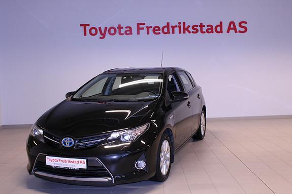 Toyota Auris 1,8 Hybrid E-CVT Active  2014, 75400 km, kr 169000,-
