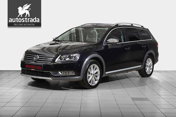 Volkswagen Passat Alltrack 2.0 140hk TDI  DAB/H.Feste+++