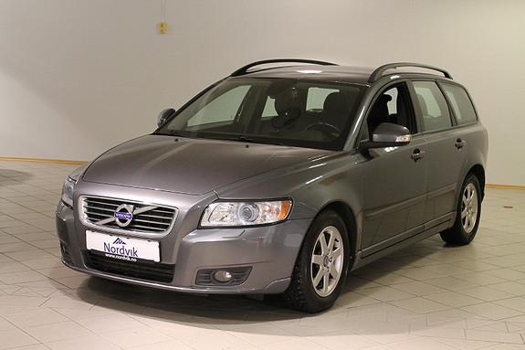 Volvo V50 1,6 D DRIVe Momentum start/stop  2011, 155314 km, kr 95000,-