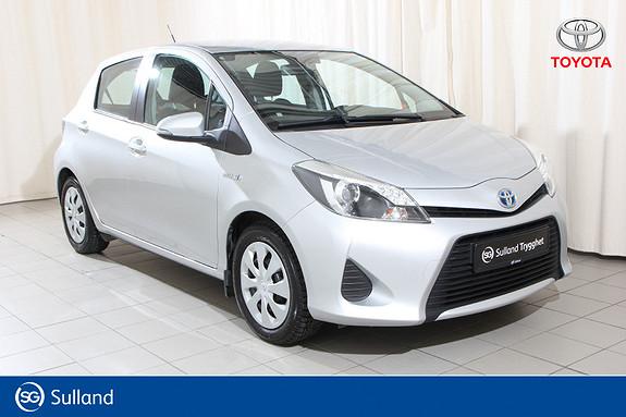 Toyota Yaris 1,5 Hybrid Active S e-CVT DAB+ - Ryggekamera  2013, 58300 km, kr 139000,-