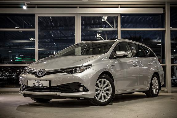 Toyota Auris 1,8 Hybrid E-CVT Active  2016, 46762 km, kr 249000,-