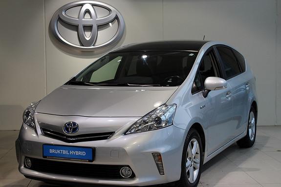 Toyota Prius 1.8 VVT-i Hybrid Automatgir  2013, 140718 km, kr 189000,-