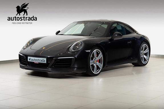 Porsche 911 CARRERA 4S 3,0 420hk DAB+ LED/SP.EKSOS/FULLSKINN