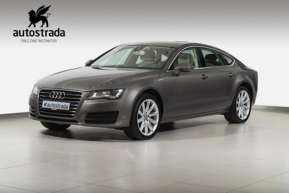 Audi A7 3.0 TDI 245HK V6 QUATTRO