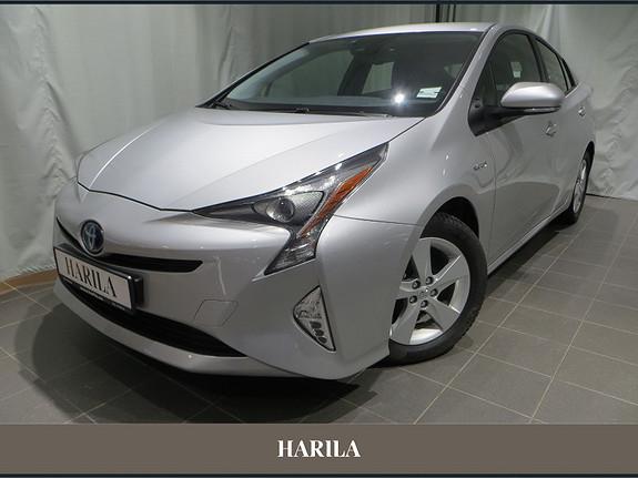 Toyota Prius 1,8 VVT-i Hybrid Active Style  2017, 34720 km, kr 279000,-