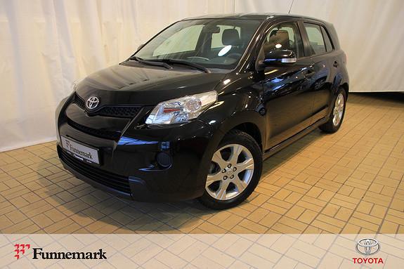 Toyota Urban Cruiser 1,3 VVT-i Dynamic Stop&Start  2010, 41616 km, kr 99000,-