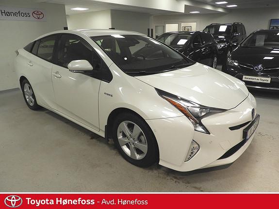 Toyota Prius 1,8 VVT-i Hybrid Executive DAB+ RYGGEKAMERA NAVI  2016, 39000 km, kr 259000,-