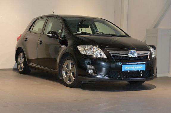 Toyota Auris 1,8 Hybrid Executive HSD  2012, 109700 km, kr 124000,-