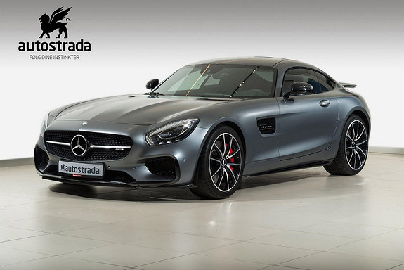 Mercedes-Benz AMG GT S Edition 1  2015, 28 000 km, kr 1 349 000,-