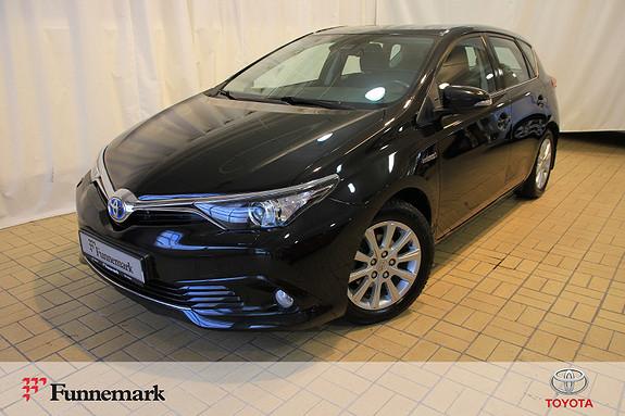 Toyota Auris 1,8 Hybrid E-CVT Active  2015, 44801 km, kr 209000,-