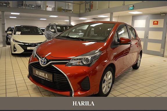 Toyota Yaris 1,5 Hybrid Active  2015, 54459 km, kr 149000,-