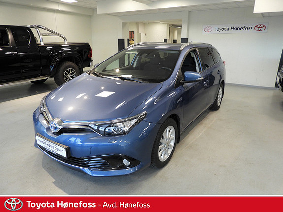 Toyota Auris Touring Sports 1,8 Hybrid Active  2017, 29300 km, kr 259000,-