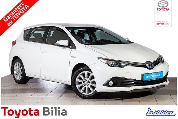Toyota Auris 1,8 Hybrid E-CVT Active S  2015, 53470 km, kr 184900,-