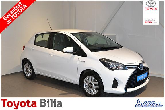 Toyota Yaris 1,5 Hybrid Active S e-CVT  2015, 34300 km, kr 152000,-