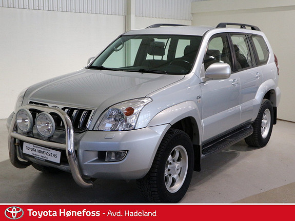 Toyota Land Cruiser D-4D VX aut  2003, 233000 km, kr 189000,-