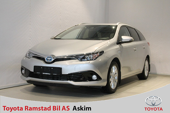 Toyota Auris Touring Sports 1,8 Hybrid Active Sport  2017, 33 350 km, kr 259 000,-