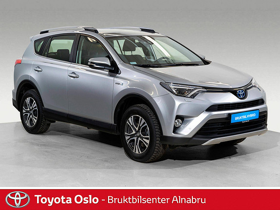 Toyota RAV4 Hybrid AWD Active S SE KM!  2018, 4941 km, kr 429900,-