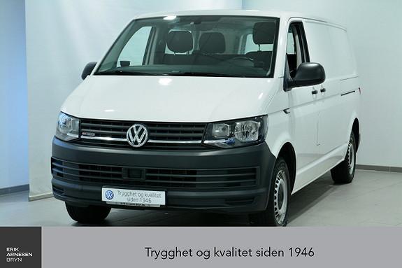 Volkswagen Transporter 2,0 TDI 150hk L u/vindu 4Motion DSG ÅPNINGSKAMPANJE  2016, 58500 km, kr 335000,-