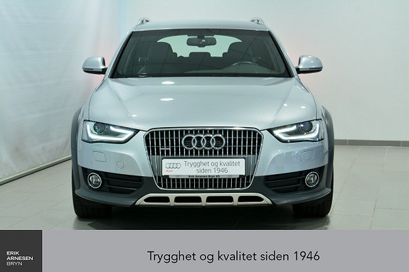 Audi A4 allroad 2.0 TDI 190hk quattro S tronic ÅPNINGSKAMPANJE  2016, 44400 km, kr 399000,-