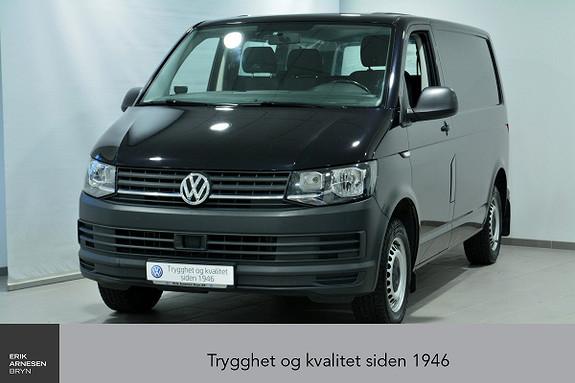 Volkswagen Transporter 2,0 TDI 102hk K u/vindu ÅPNINGSKAMPANJE  2016, 58600 km, kr 235000,-
