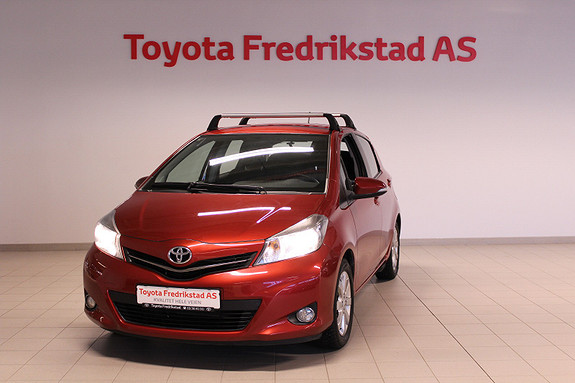 Toyota Yaris 1,33 Style  2012, 94300 km, kr 119000,-