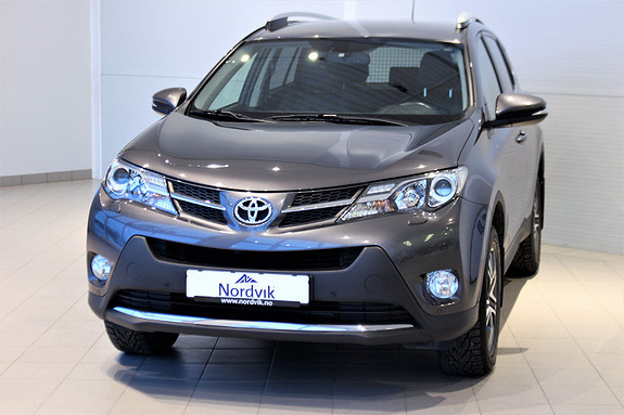 Toyota RAV4 2,0 D-4D 4WD Executive  2014, 83060 km, kr 289000,-