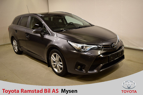 Toyota Avensis Touring Sports 1,8 Active M-drive S7  2017, 44 900 km, kr 289 000,-