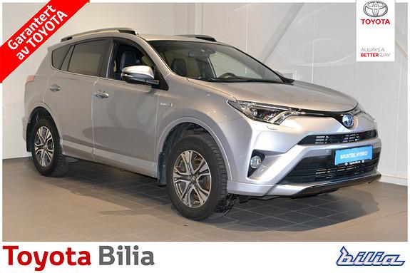 Toyota RAV4 Hybrid AWD 71n Edition  2017, 58000 km, kr 379000,-
