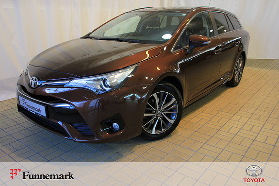 Toyota Avensis Touring Sports 1,8 Active M-drive 7S  2015, 24170 km, kr 269000,-