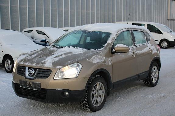 Nissan Qashqai 2,0 Tekna 4x4 CVT AUTOMATGIR REP.OBJEKT/DELEBIL  2008, 145000 km, kr 19000,-