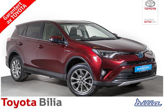 Toyota RAV4 Hybrid 2WD Life  2016, 18000 km, kr 338000,-