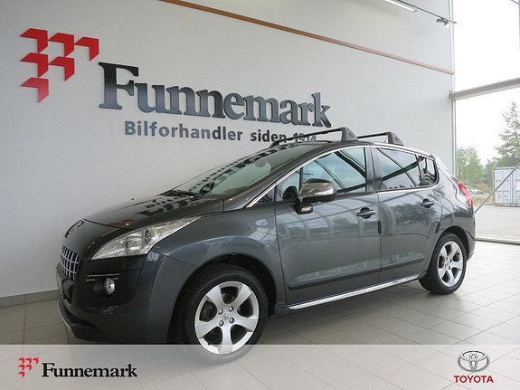 Peugeot 3008 1,6 Premium Pack HDi DPF 109 hk  2009, 143805 km, kr 64900,-