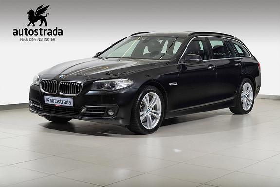 BMW 5-serie 520dA 190 HK X-DRIVE