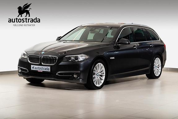 BMW 5-serie 520D XDRIVE Panorama/H.feste/Navi+++