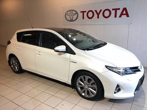 Toyota Auris 1.8 VVT-i Hybrid Automatgir (E-CVT) Executive  2013, 60620 km, kr 184000,-