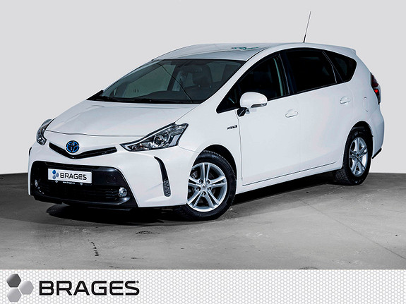 Toyota Prius+ Seven 1,8 VVT-i Hybrid Executive  2015, 40100 km, kr 269000,-