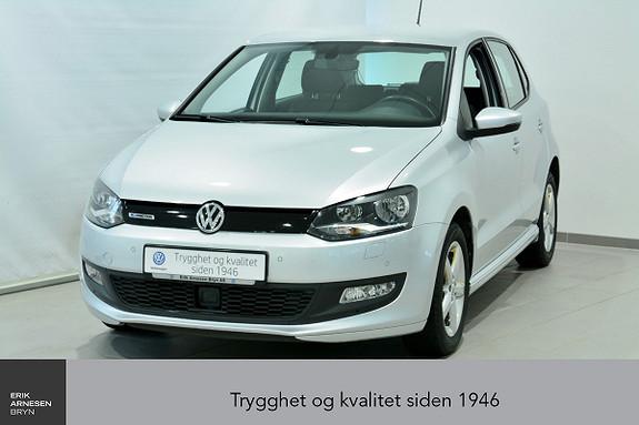 Volkswagen Polo 1,0 TSI 95hk BlueMotion DSG ÅPNINGSKAMPANJE  2016, 31700 km, kr 175000,-