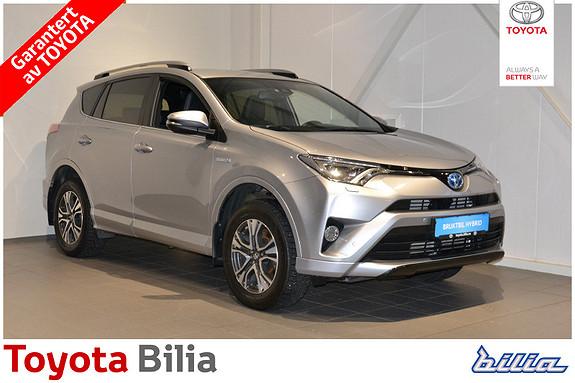Toyota RAV4 Hybrid AWD Active Style . Serviceavtale 3år/45000km  2017, 47700 km, kr 395000,-