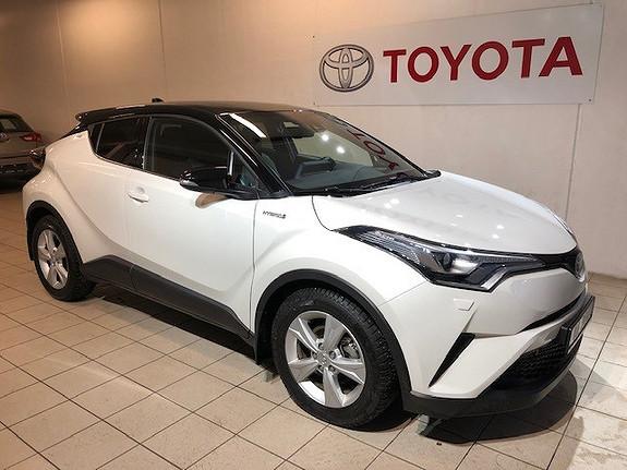 Toyota C-HR Dynamic Tech - 1,8 Hybrid aut. (JBL og skinn)  2017, 13500 km, kr 343000,-