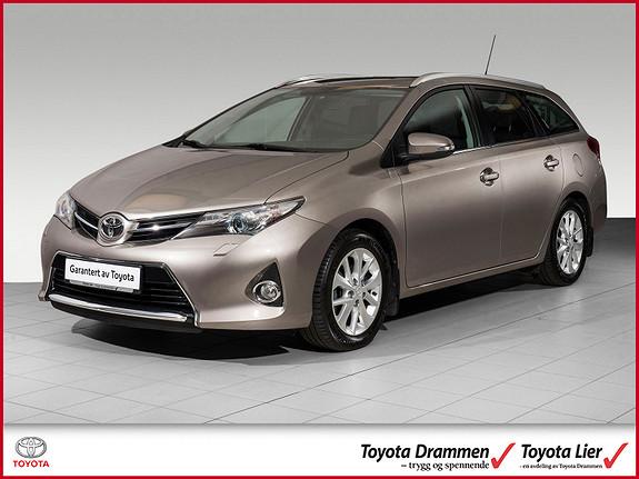Toyota Auris 1,6 Valvematic Active aut Go navi  2013, 69000 km, kr 169000,-