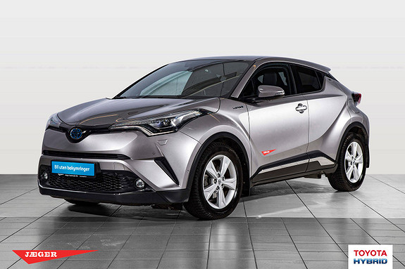 Toyota C-HR 1,8 WT-i Hybrid Supreme Tech  2017, 23600 km, kr 359000,-