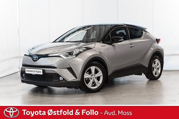 Toyota C-HR 1,8 WT-i Hybrid Dynamic Tech /TECH TILVALGSPAKKE/DAB+  2017, 43200 km, kr 298000,-