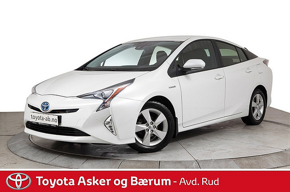 Toyota Prius 1,8 VVT-i Hybrid Executive  2016, 17950 km, kr 269000,-
