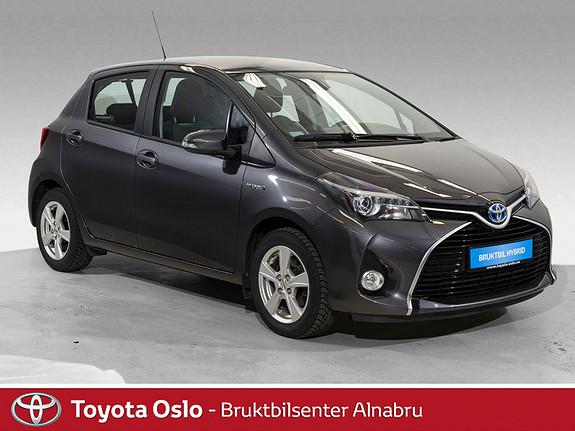 Toyota Yaris 1,5 Hybrid Active S e-CVT SE KM!  2015, 19707 km, kr 159900,-